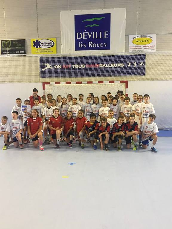 CLASSEMENT CLUB DU CRITERIUM DE JEUNE HANDBALLEUR