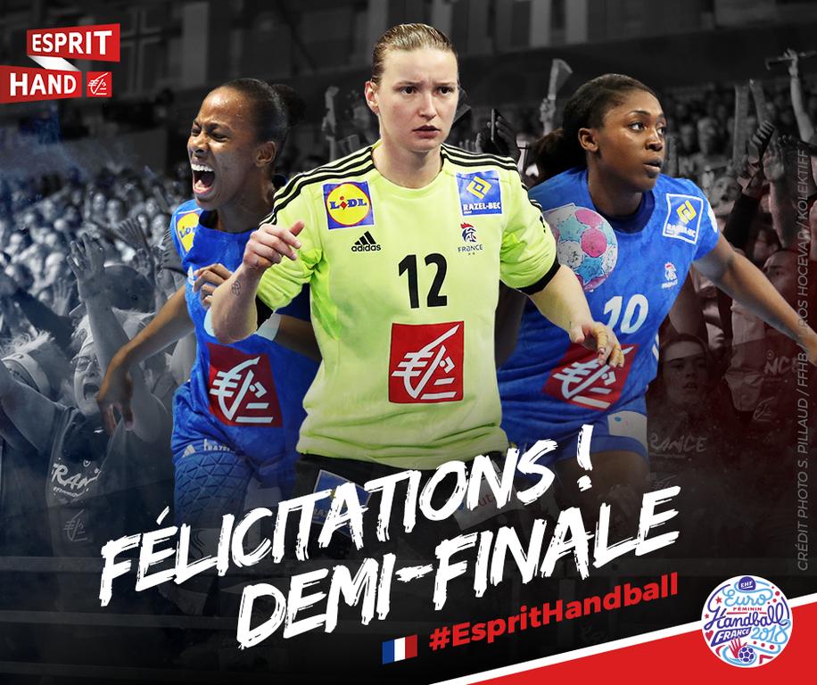 EURO Féminin Handball 2018