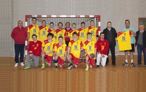 Seniors Masculins A vs CS Andelys