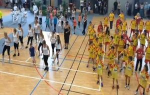 FlashMob Inauguration Salle Thierry Omeyer