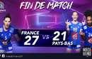 RDV Dimanche 17h pour la Finale de notre Euro de handball...